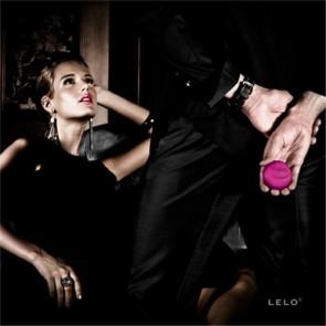 Los placeres de Lola Lyla vibrating egg by Lelo