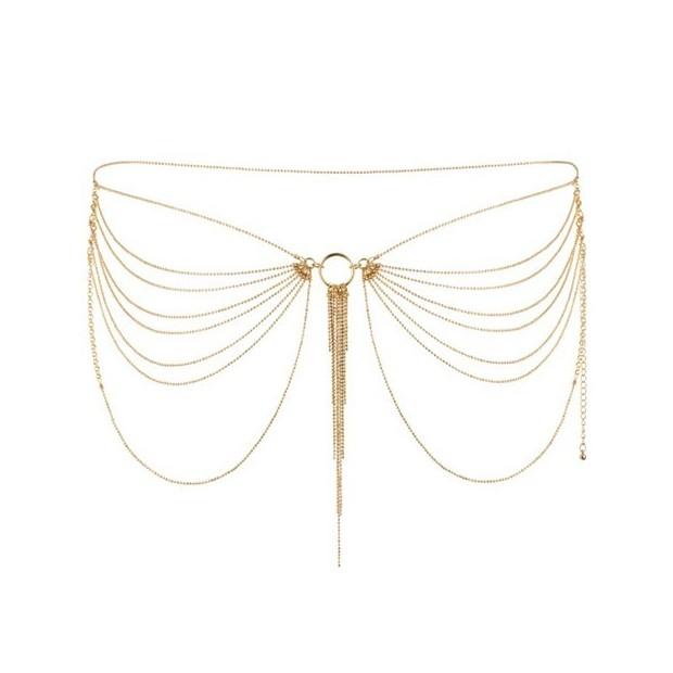 Los Placeres de Lola The Magnifique cadena cintura metálica Bijoux Indiscrets