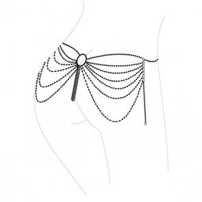 Los Placeres de Lola The Magnifique metalic chain waist jewely Bijoux Indiscrets