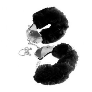Los Placeres de Lola metal handcuffs from Fetish Fantasy Series