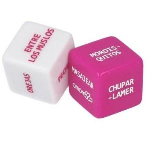 Los Placeres de Lola Amoressa's dice game