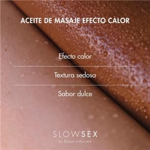 Los Placeres de Lola Sex Warming Massage Oil Bijoux Indiscrets