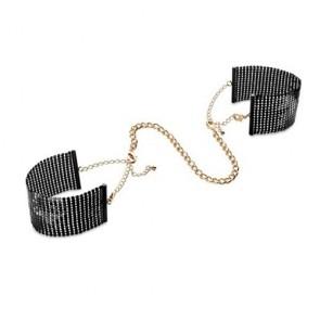 Los Placeres de Lola metal handcuffs by Bijoux Indiscrets