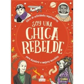 Los Placeres de Lola libro Soy una Chica Rebelde