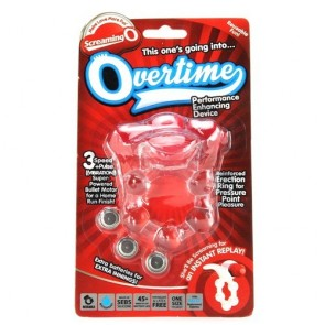 Los Placeres de Lola overtime vibrating ring by SCREAMING