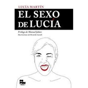 Los Placeres de Lola libro El Sexo de Lucía