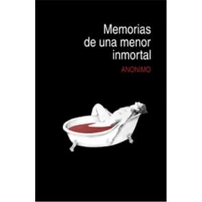 Los Placeres de Lola libro Memorias de una Menor Inmortal