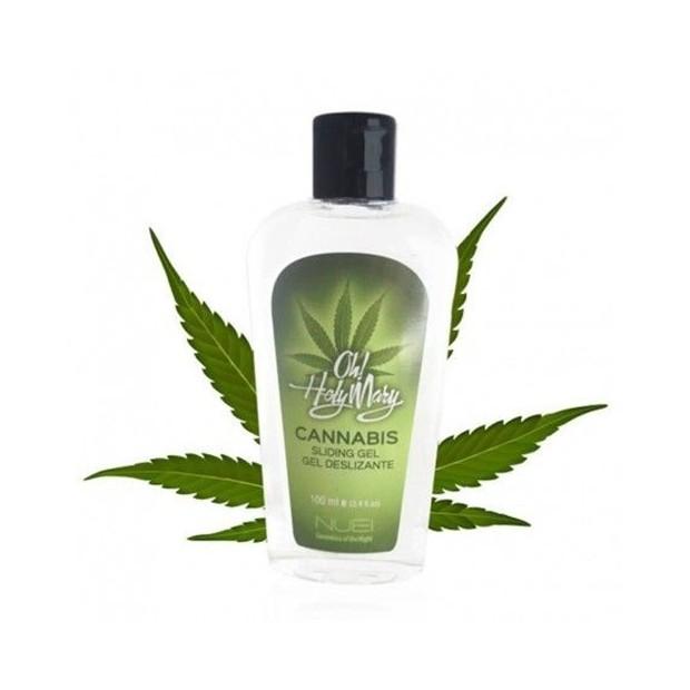 Los Placeres de Lola gel de glicerina con cannabis Oh! Holy Mary