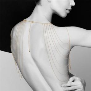 Los Placeres de Lola The Magnifique cadena para hombros y espalda Bijoux Indiscrets