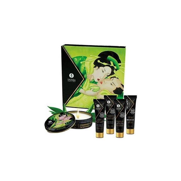 Los Placeres de Lola colección Secreto de geishas - té verde de Shunga