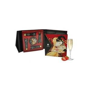 Los Placeres de Lola Shunga's Secret Strawberry Geisha Collection