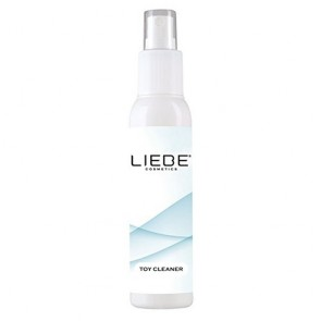 Los placeres de Lola toy cleaner spray by Liebe