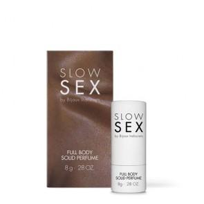 Los Placeres de Lola slow sex intimate solid perfume Bijoux Indiscrets