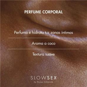 Los Placeres de Lola solid perfum slow sex Bijoux Indiscrets