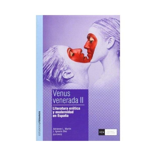 Los Placeres de Lola libro Venus Venerada II