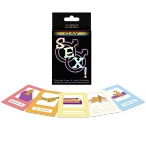 Los Placeres de Lola gay sex card game