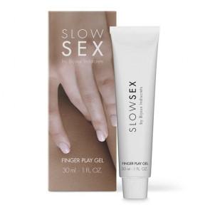 Los Placeres de Lola Slow Sex Finger Play Gel Bijoux Indiscrets