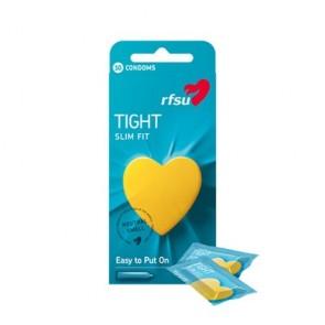 Los Placeres de Lola TIGHT condoms from RFSU