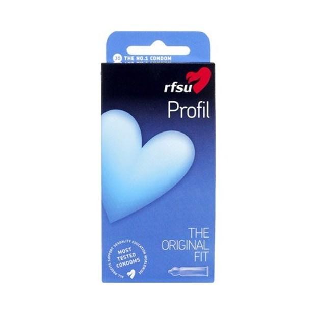 Los Placeres de Lola PROFIL condoms from RFSU