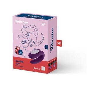 Los placeres de Lola Satisfyer Double Joy vibrator for couples