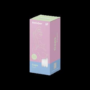 Los placeres de Lola, Satisfyer 5 cups kit for the Satisfyer Penguin clitoris wave stimulator