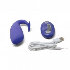 Los placeres de Lola vibrator with remote control Barine by Libid Toys