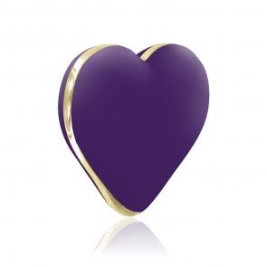 Los placeres de Lola vibrador clitorial Heart Vibe by Rianne´s
