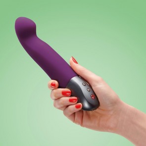 Los placeres de Lola Stronic G booster vibrator by Fun Factory