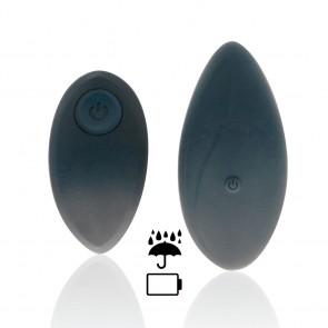 Los placeres de Lola remote control vibrator Zara by Black and Silver