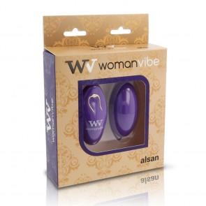 Los placeres de Lola Alsan vibrating egg by Womanvibe
