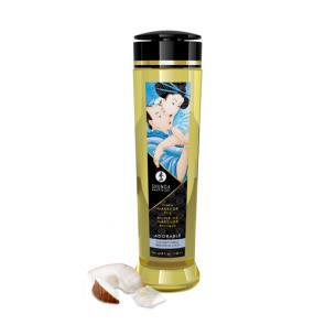 Los Placeres de Lola erótic massage oils by Shunga