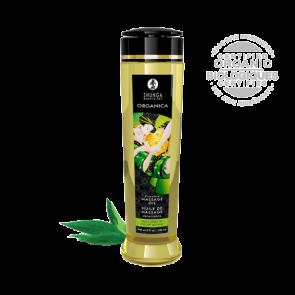 Los Placeres de Lola Organic Massage Oil by Shunga