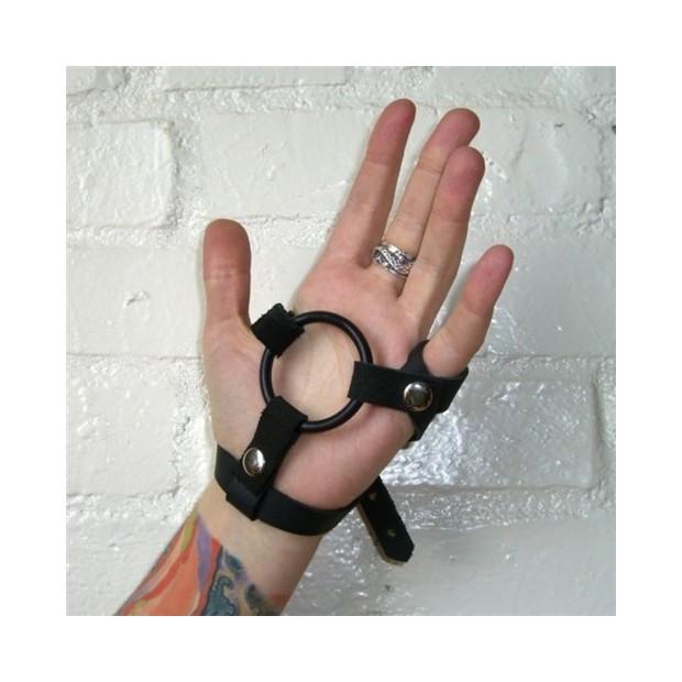 Los Placeres de Lola hand harness 5 fingers