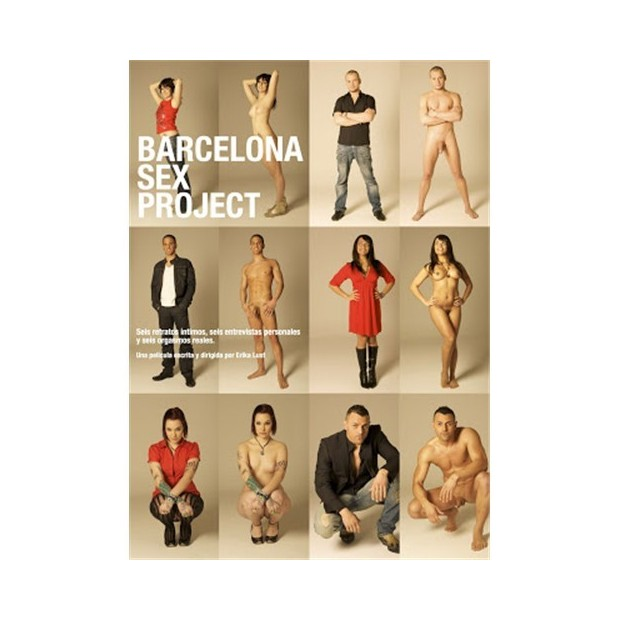 Los Placeres de Lola film BARCELONA SEX PROJECT