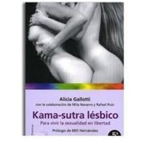 Los Placeres de Lola libro Kama-Sutra Lésbico