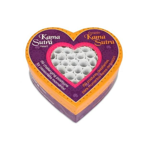 Los Placeres de Lola juego corazón kamasutra