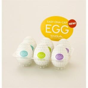 Los Placeres de Lola silky egg of tenga