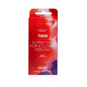 Los Placeres de Lola preservativos THIN by RFSU